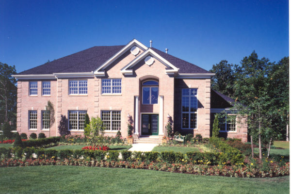 house builders Eagleswood